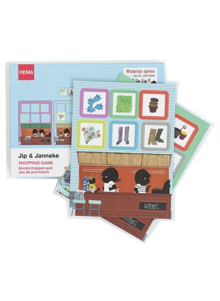 jeu de courses Jip & Janneke - 15140218 - HEMA