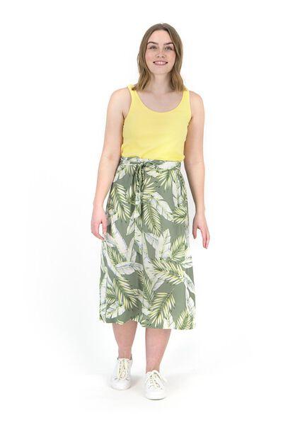 women's singlet organic cotton yellow yellow - 1000019353 - hema