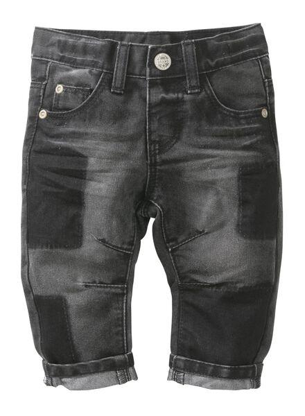 HEMA Baby Jeans Dunkelgrau