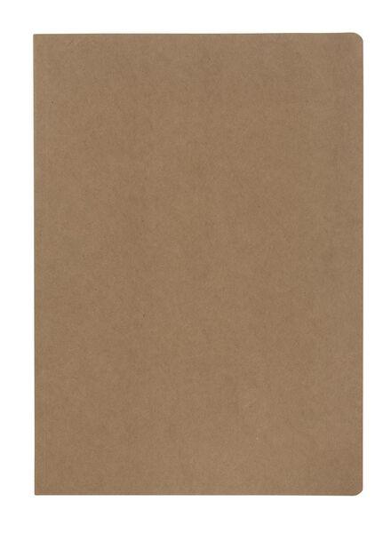 cahier ligné A4 - 14122257 - HEMA