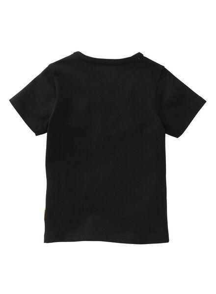 baby T-shirt black black - 1000008030 - hema