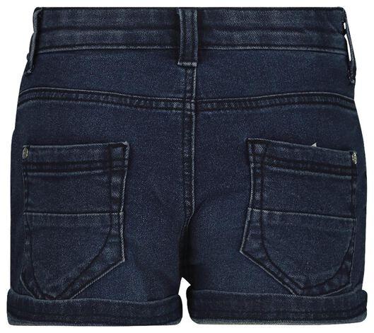 children's shorts dark denim dark denim - 1000019006 - hema