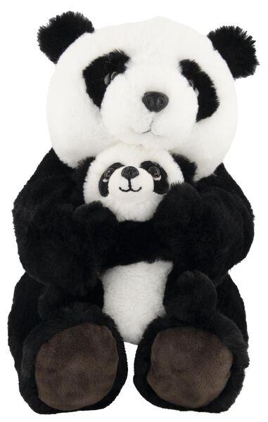 Kuscheltier Panda mit Baby - 15100083 - HEMA