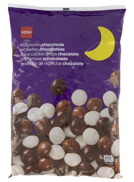 mélange nicolettes chocolat - 10904016 - HEMA