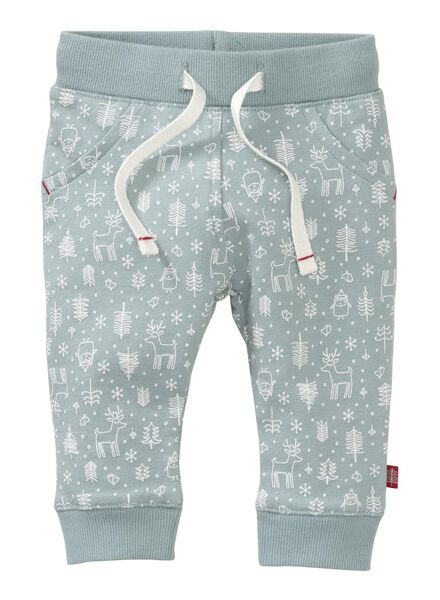 newborn trousers light blue light blue - 1000005556 - hema