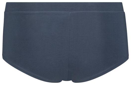 women's boxer shorts real lasting cotton® blue blue - 1000018637 - hema