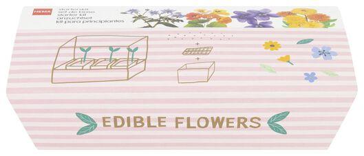 kit pour cultiver des fleurs comestibles - 41810229 - HEMA