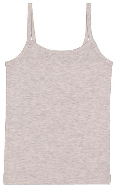 2er-Pack Mädchen-Hemden graumeliert 146/152 - 19380626 - HEMA