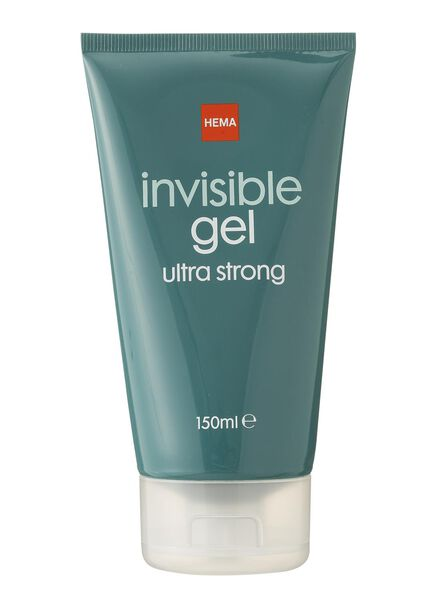 gel cheveux invisible ultra strong - 11057116 - HEMA