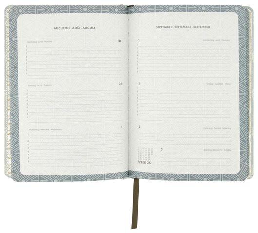 Schülerkalender 2021-2022, Palmen, 21 x 14.8 cm - 14500546 - HEMA