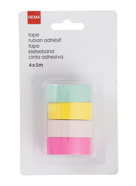 4-pak tape - 14700029 - HEMA