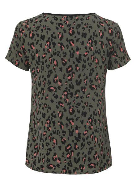women's T-shirt army green army green - 1000007562 - hema