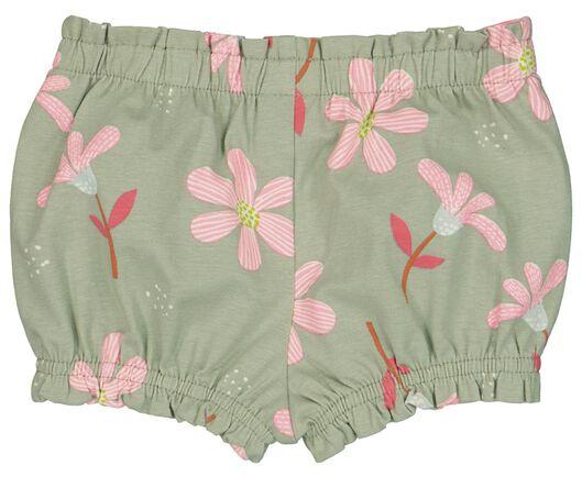 2er-Pack Baby-Shorts bunt bunt - 1000023370 - HEMA