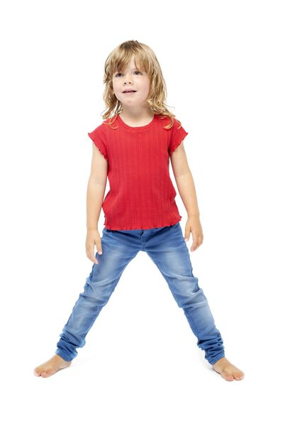 jog denim enfant denim - 1000011406 - HEMA