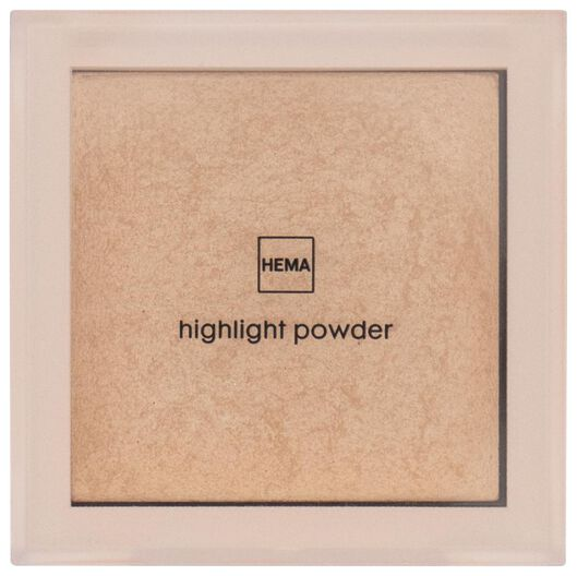 highlighting powder sunrise - 11290126 - hema