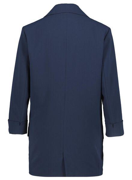 Damen-Blazer dunkelblau dunkelblau - 1000016634 - HEMA