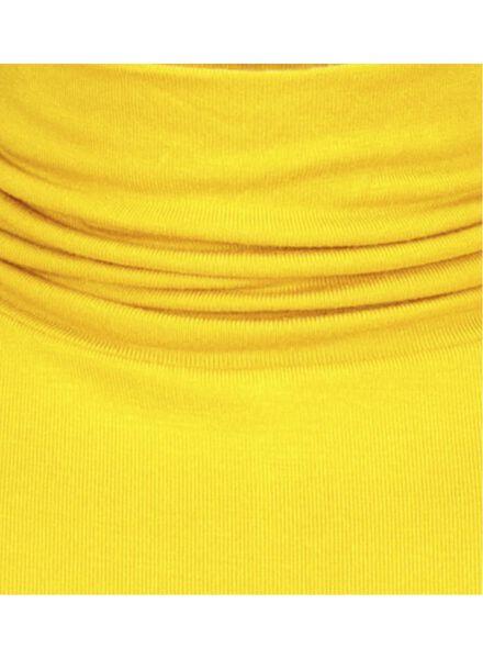 haut femme jaune jaune - 1000017079 - HEMA