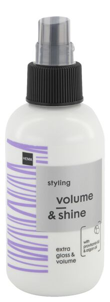spray pour cheveux volume & shine 150 ml - 11077100 - HEMA