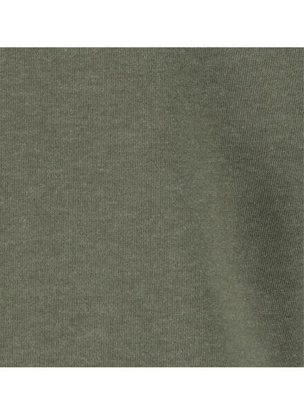 children's sweater green green - 1000017265 - hema