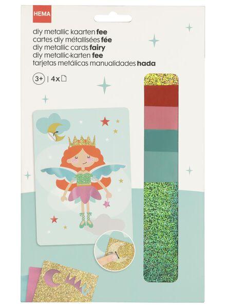 DIY sticker foil cards - 15920024 - hema