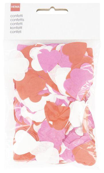 confettis cœurs - 14280135 - HEMA