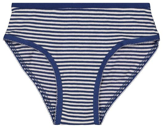 4-pack children's briefs blue blue - 1000017796 - hema