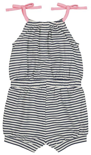 baby play suit blue blue - 1000017830 - hema