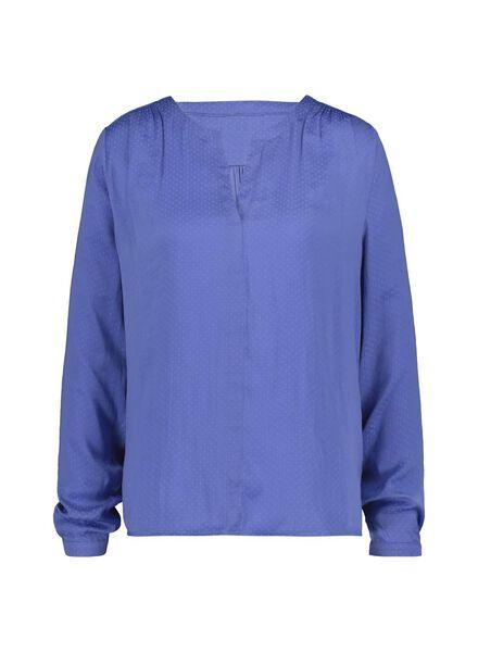 haut femme blue de mer blue de mer - 1000015167 - HEMA