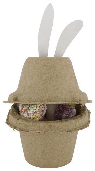 bricolage oeuf de Pâques avec des bonbons 40 grammes - 10060019 - HEMA