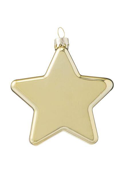 décoration de Noël en verre - 25100053 - HEMA