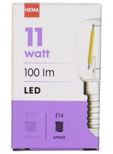LED-Kühlschranklampe, 11 W, 100 lm, klar - 20020040 - HEMA