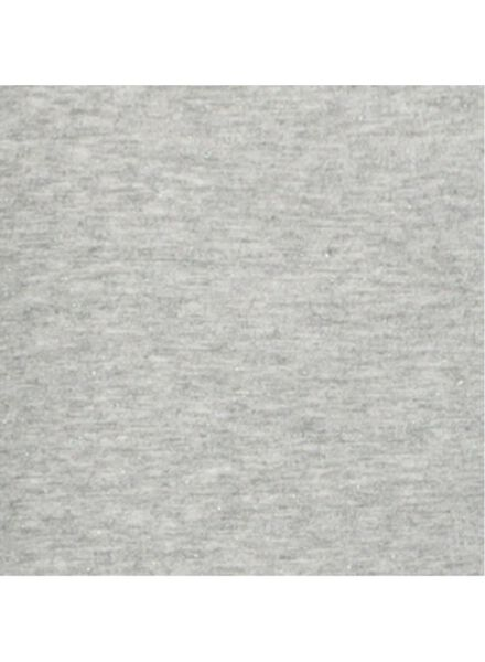 women's night leggings grey melange grey melange - 1000017254 - hema