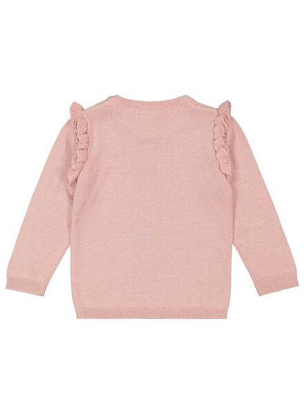 pull bébé rose pâle rose pâle - 1000017303 - HEMA