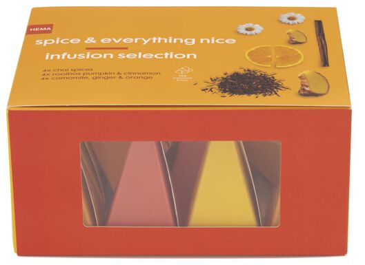 Image of HEMA 12 Infusion Spice & Everything Nice Bags