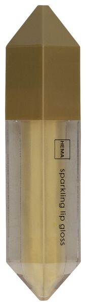 lip gloss sparkling transparent - 11230131 - hema