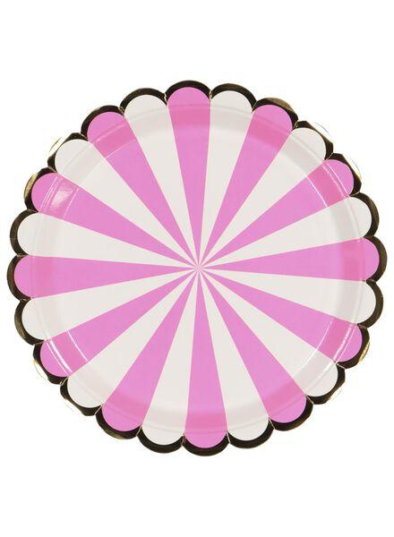8 paper plates - Ø 22.5 - 14210092 - hema
