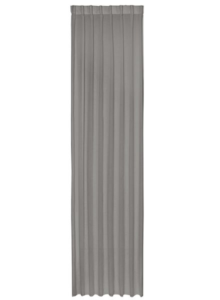 ready-to-use curtain with pleat band - 7632121 - hema
