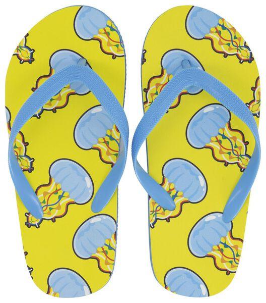 children's flip-flops - Studio Job yellow yellow - 1000018490 - hema