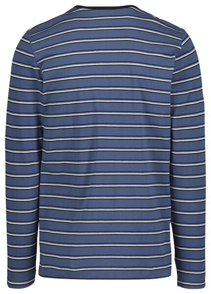 men's pyjamas blue blue - 1000019183 - hema