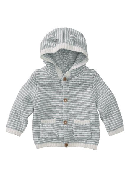 newborn jacket light blue light blue - 1000005636 - hema