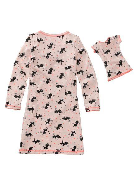 chemise de nuit enfant rose pâle rose pâle - 1000009660 - HEMA