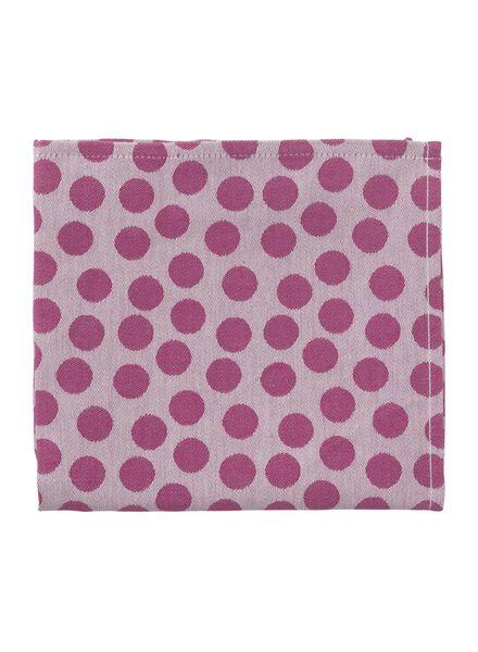 tea towel 65 x 65 cm - 5410071 - hema