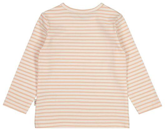 Baby-Shirt lachsfarben lachsfarben - 1000017773 - HEMA