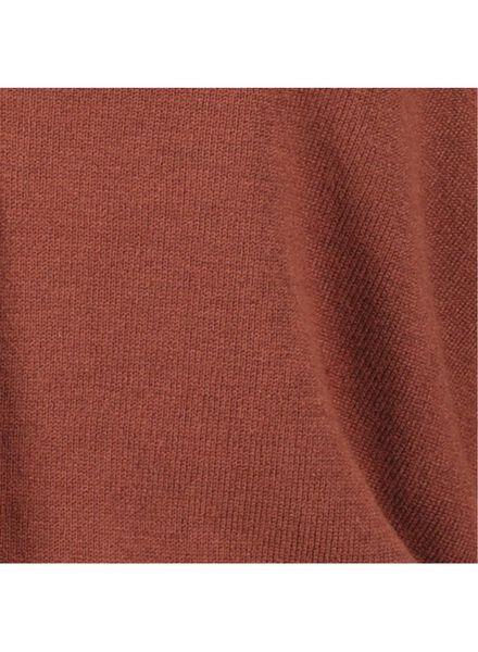 damesvest bruin M - 36329320 - HEMA