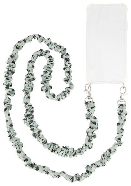 soft case with scrunchie cord iPhone XR/11 - 39600153 - hema
