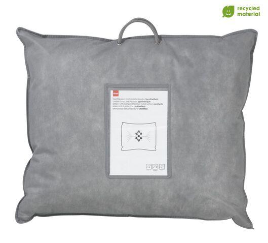 oreiller avec stabilisateur - rPET 60x70 - medium - 5500094 - HEMA