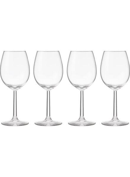 4 Weißweingläser - 9402019 - HEMA