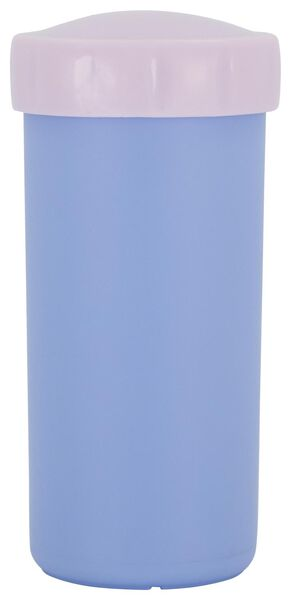 drinking cup with lid 300 ml blue - 80610101 - hema