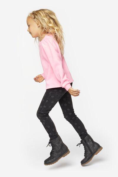 Kinder-Skinnyjeans schwarz - 1000020332 - HEMA