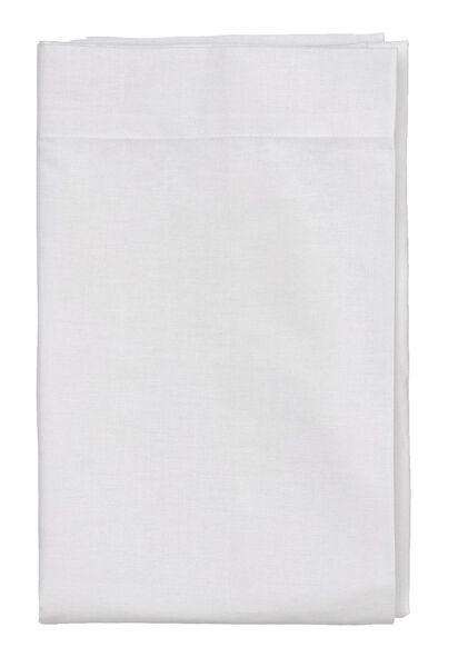 sheet 240x260 white cotton/lyocell white 240 x 260 - 5100180 - hema